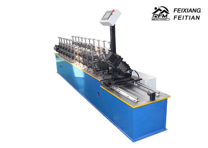 High Speed Metal Stud And Track Roll Forming Machine / C U Channel Roll Forming Machine